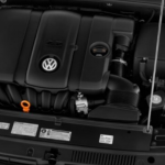 2020 Volkswagen Tiguan Limited 4motion Awd Engine