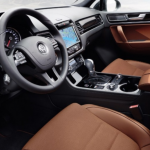 2020 Volkswagen Tiguan Limited 4motion Awd Interior