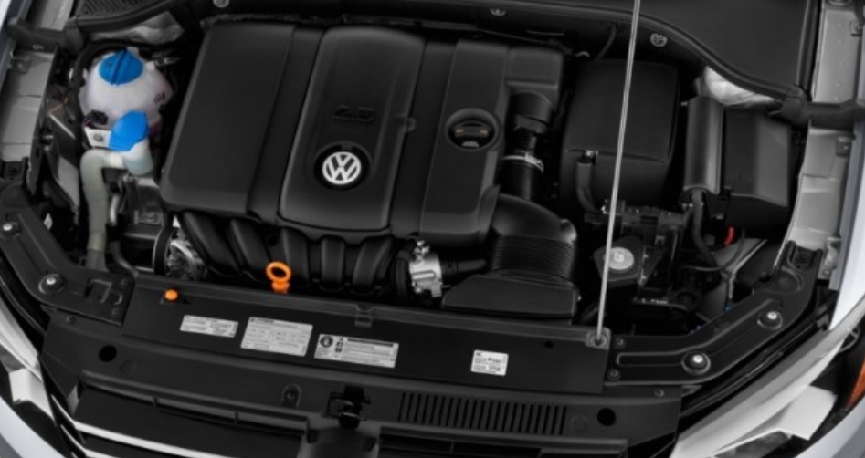 2020 Volkswagen Tiguan Limited 2.0t SUV Engine