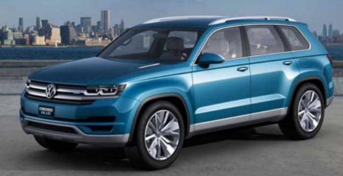 2020 Volkswagen Touareg V6 Wolfsburg Specifications Exterior