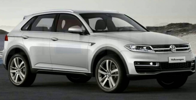 2020 Volkswagen Touareg V6 Towing Capacity Exterior
