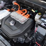 2020 Volkswagen E-Golf USA Engine