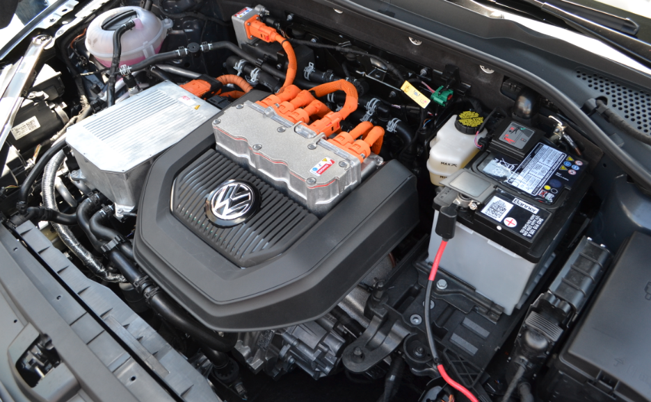 Volkswagen E-Golf Bev 2020 Engine
