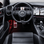 2020 Volkswagen E-Golf USA Interior