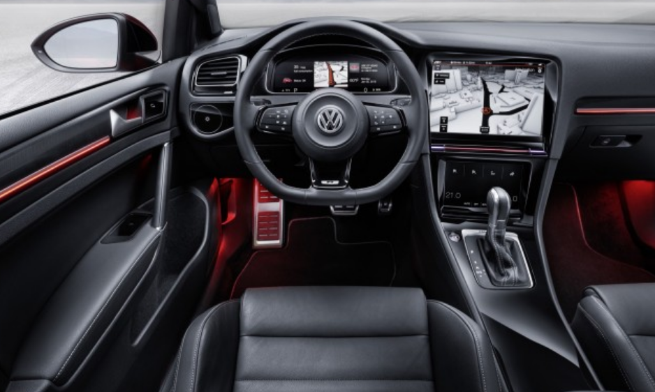 Volkswagen E-Golf Bev 2020 Interior